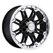 Truck Wheels by Black Rhino - the Rockwell in Gloss Black