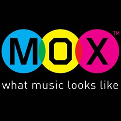 MOX. What music looks like.
