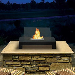 Anywhere Fireplace Indoor/Outdoor Fireplace-Gramercy Model 90296