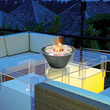 Anywhere Fireplace Indoor/Outdoor Fireplace - Oasis Model 90294