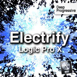 Logic Pro X Template - Electrify