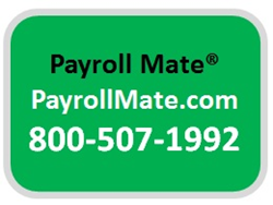 Payroll Mate® is everything you need to run payroll in-house.