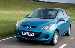 New '63' Registration Plate Mazda2