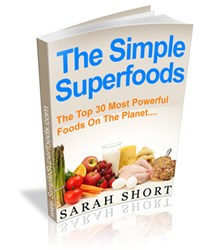 good food for health how the simple superfoods