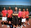 Saviano Tennis Staff Photo