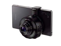 Sony DSC-QX10 Lens-Style Digital Camera