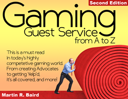 Second Edition of Casino Customer Service Book Provides Updated Information