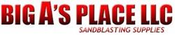 Big A's Place massive inventory includes sandblasting cabinet parts, portable sandblasters, Lindsey Sandblaster parts, sandblast hoods, sand blasters, sandblasting nozzles, abrasive blasters, sandblasting suits, soda blasters, sandblasting equipment, sand