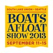 Lake Union Boats Afloat Show Drops Anchor on Wednesday, September 11th