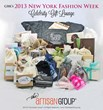 The Artisan Group® Swag Bag for 2013 New York Fashion Week