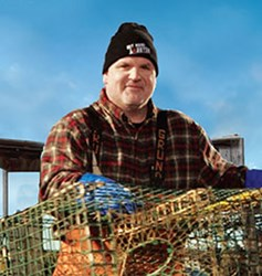 Maine lobster delivery service - Mark Murrell - on Raw Reality with Gail Kasper