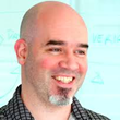 Chris Risdon, design director for Adaptive Path