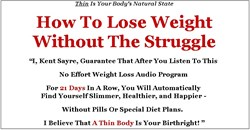 hypnotherapy to lose weight how no effort weight loss audio