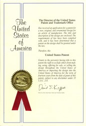 PocketLovey Issued First Patent