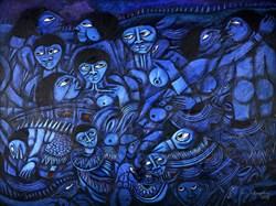 Untitled by Malangatana Valente-Ngwenya,