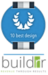 Best Web Design Firm - Buildrr - Ranks #1 on 10 Best Design