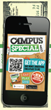 New and Improved Campus Special App Helps College Students Eat, Shop, Sleep, and Have Fun on a Budget