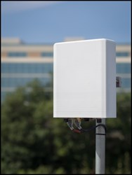 NLOS small cell backhaul