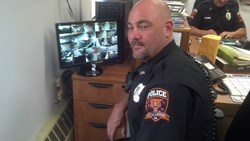 Wireless IP video surveillance system