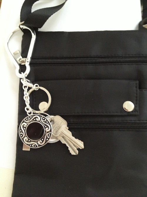 Nifty Announces New Product Keys Aqui Key Finder Chain Purse Bling Will Be Demonstrated At Candy Dance Genoa Nv