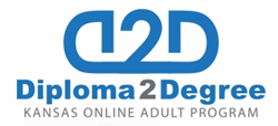 Diploma 2 Degree logo