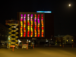 Chicago Projection Mapping - 3D Video Mapping and Large Scale Live Event Production