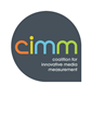 The Coalition for Innovative Media Measurement (CIMM) Logo