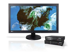 Matrox Avio F125 Compatible with the EIZO DuraVision FDH3601 Monitor