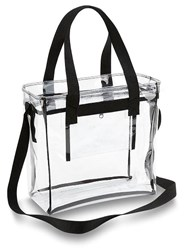 Clear 12 x 12 x 6 Stadium Bag