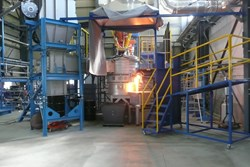 Picture of Furuya Metal Plasma Plant Supplied by Tetronics