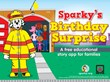 Sparky's Birthday Surprise is a Free Storybook App About Fire Safety