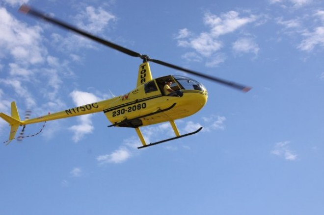 Beach Helicopter Tours Now Open In Destin FL