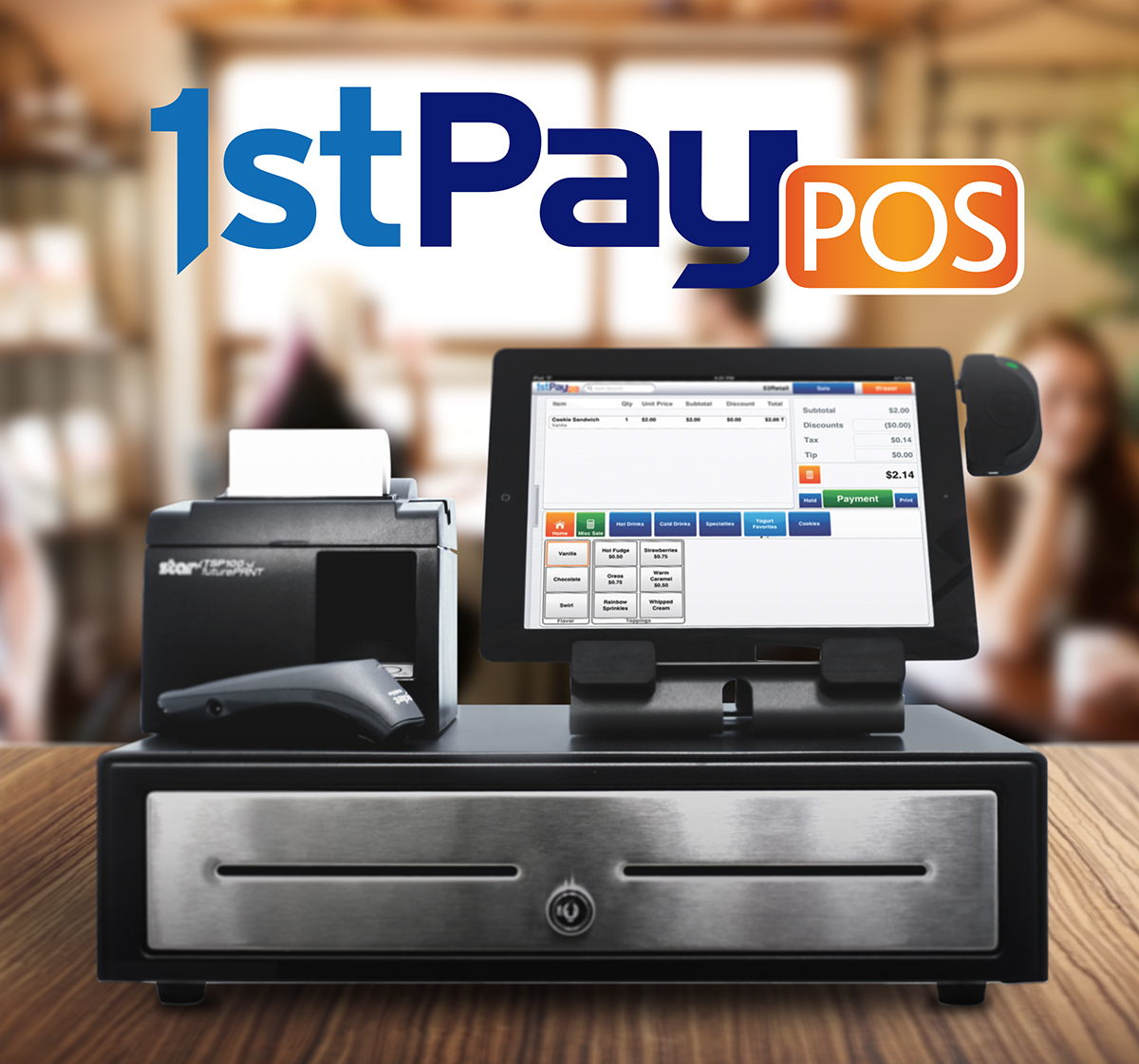 First American Payment Systems Introduces 1stpaypos