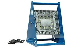 The WAL-150W-PM portable LED work light illuminates up 9,500 square feet
