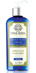 Vanilla Honey Hair Milk by Lotus Moon