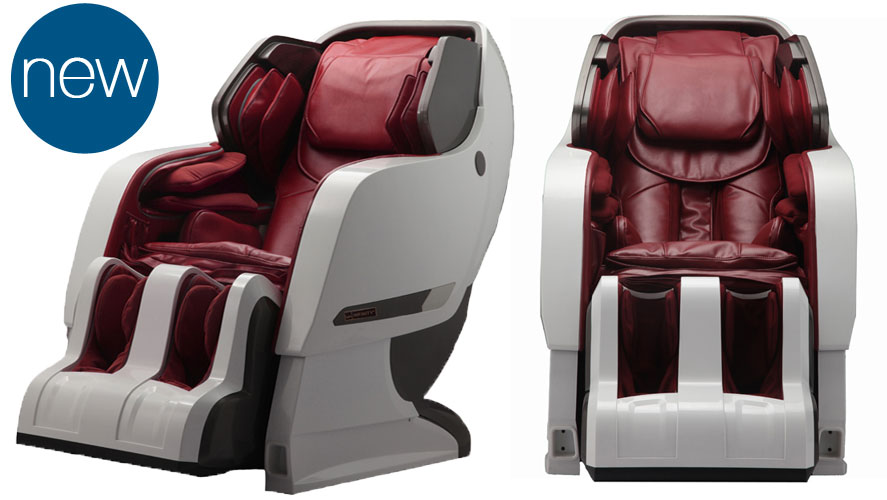the new infinity iyashi massage chair now available at