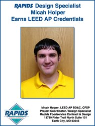 Micah Holper - LEED Accredited Professional