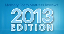 Memory Foam Mattress Reviews Compared in Latest Best Mattress Reviews Article