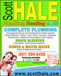 Salt Lake City Drain Cleaning