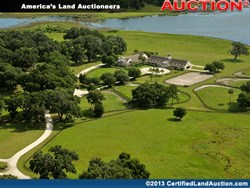 Florida auction horse farm for sale