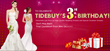 Cheap wedding dresses at Tidebuy.com