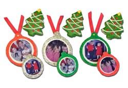 Holiday Snapshot Ornaments