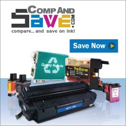 CompAndSave Compatible Ink Cartridges