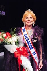 Ms. Senior California 2013 - Alise Richel from Los Angeles