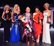 3rd Runner up Michele McDougal, 1st Runner up Dr. Gayla Kalp-Jackson, Alise Richel Ms Senior California 2013, 2nd Runner up Fabie Combs and 4th runner up Jeanne Lenhart