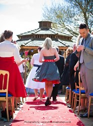 Outdoor Weddings At the Pavilion Wedding Venue