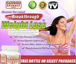 Saffron Extracts Weight Loss