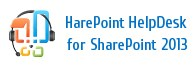 HarePoint HelpDesk for SharePoint 2013
