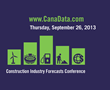 Reed Construction Data Hosts Upcoming CanaData Construction Forecasts...
