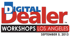 Digital Dealer Workshops Los Angeles